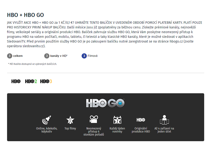 HBO + HBO GO